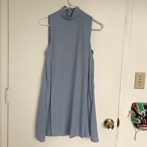 Lucca couture periwinkle dress